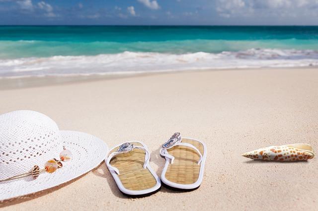 Att ta med till stranden